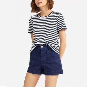Everlane The Patch Pocket Jean Shorts Size 16